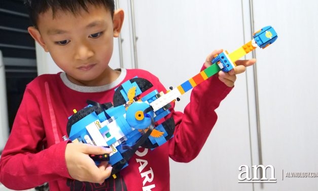 Get your child started on coding with LEGO BOOST Creative Toolbox