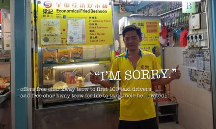 Dominic Neo says sorry but some relentless online trolls still baying for blood