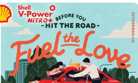 Get a Chance to Win S$1,000 and Limited-Edition Decals with SHELL V-POWER NITRO+