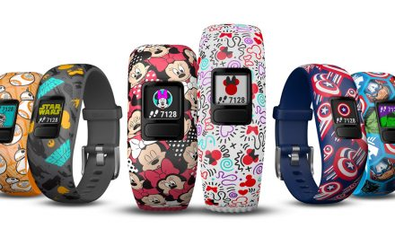 Garmin vivofit jr. 2 – Disney, Star Wars and Marvel band tracker for kids
