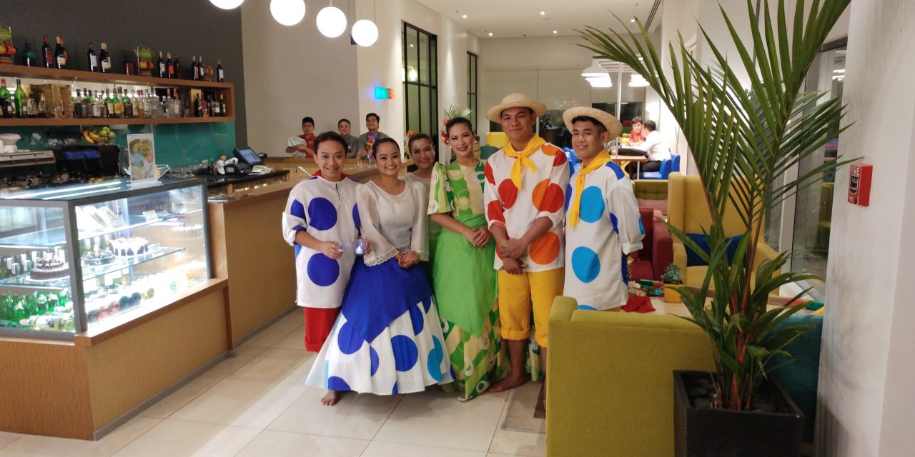 Touring Clark Philippines: A Splendid Stay At Park Inn By Radisson Clark