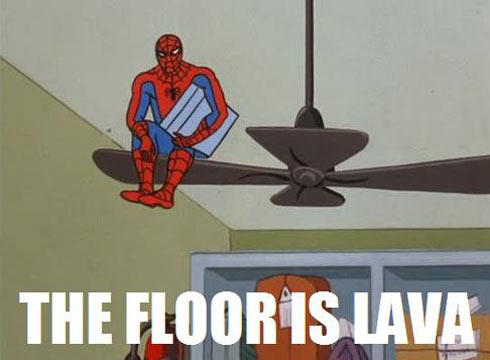 Singapore Teen said to have died in a 12-storey fall while playing The Floor is Lava - Alvinology