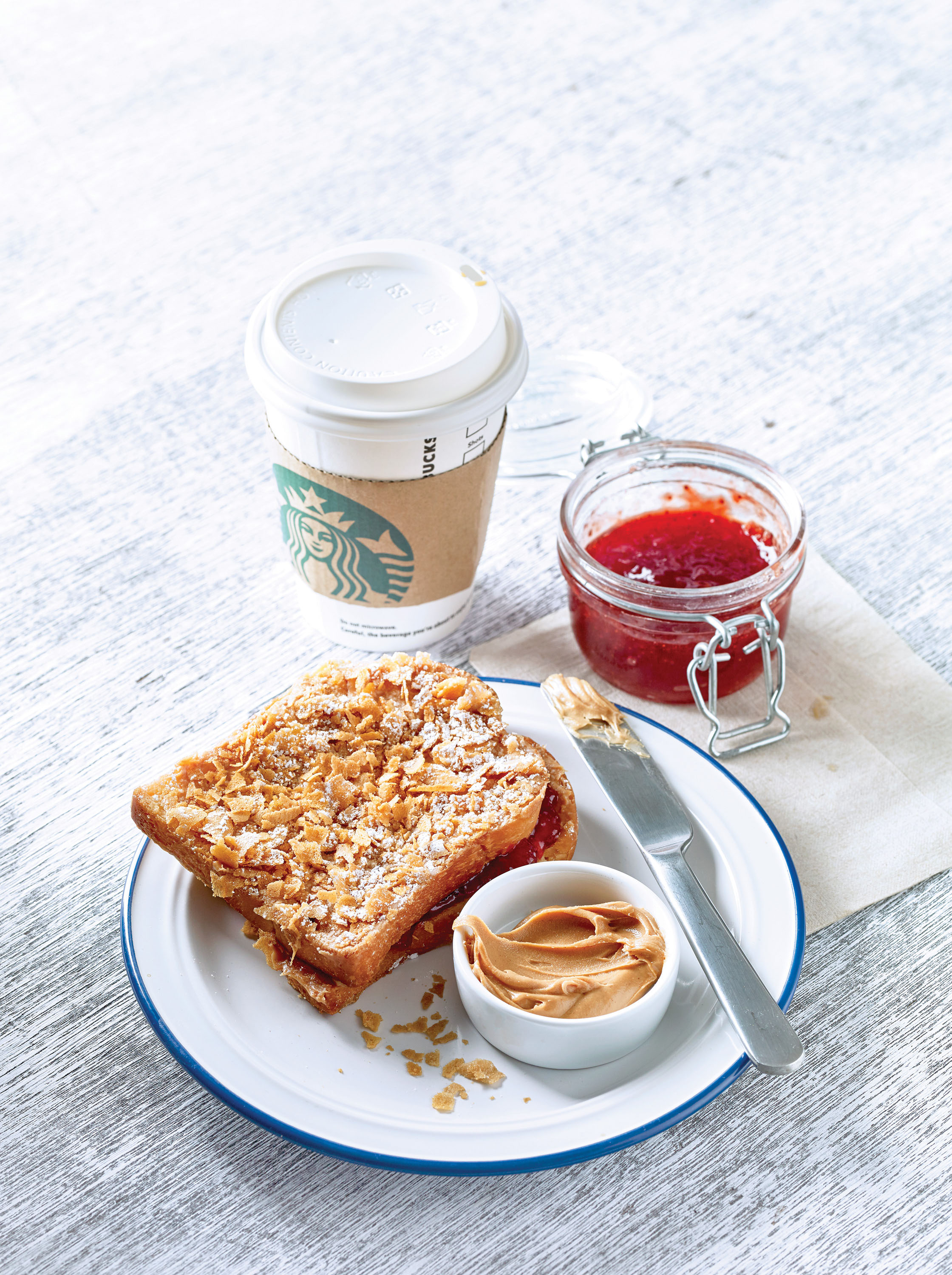 Starbucks kicks off 2018 with exciting new beverages and breakfast lineup - Alvinology