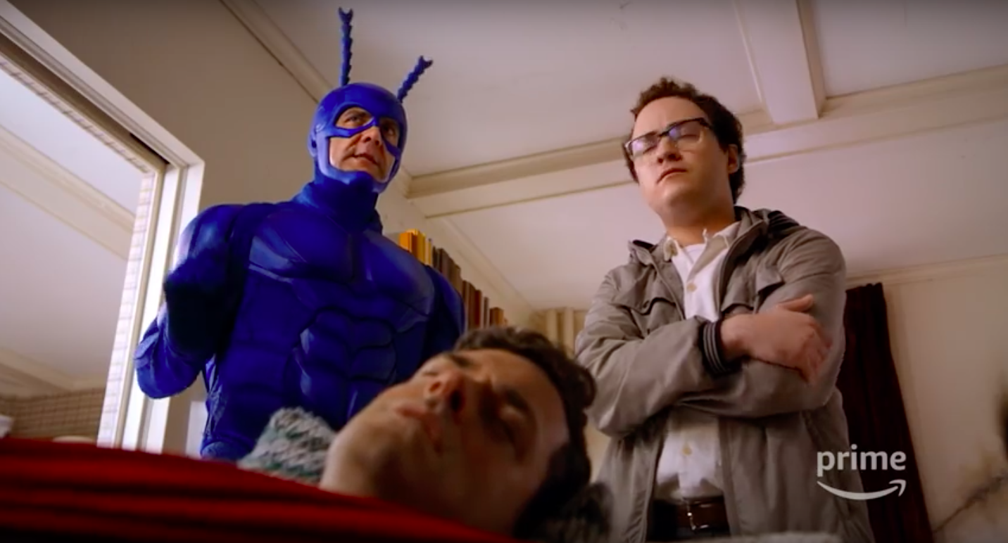 The Tick Season 1 returns with six all-new episodes on 23 February 2018 on Amazon Prime - Alvinology