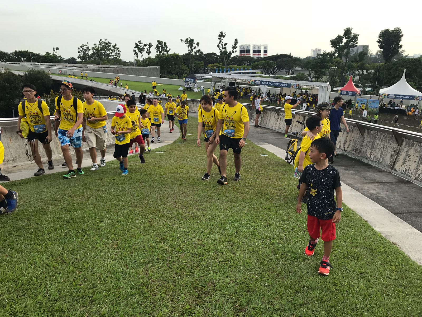The Pokémon Run Carnival 2018 - where you won't get judged for catching Pokemon while running - Alvinology