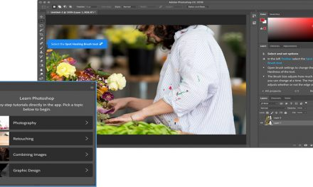 Adobe Design Product's 2018 update allows designers to create 3D Designs