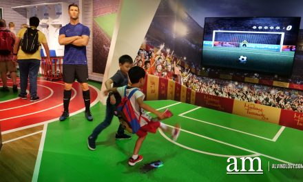 All the Kid-Friendly Things to do at Madame Tussauds Singapore