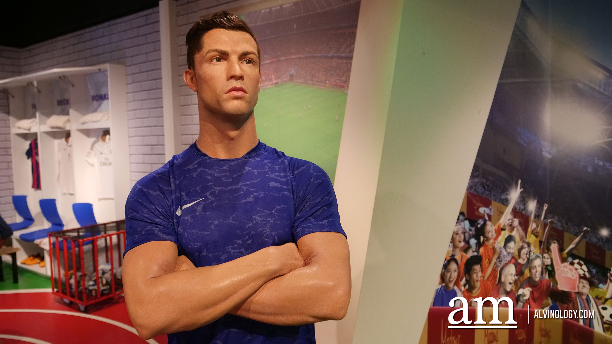 All the Kid-Friendly Things to do at Madame Tussauds Singapore - Alvinology