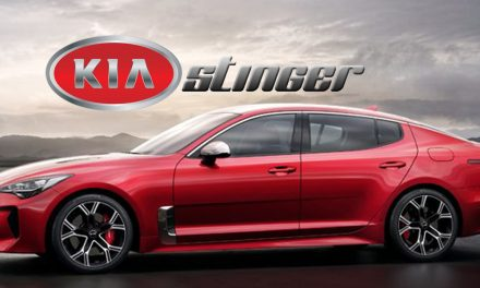 Kia Stinger – fastest rear-driven gran turismo sports sedan