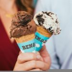 Ben & Jerry's buy 1 take 1 at all scoop shops happens on Valentine's Day