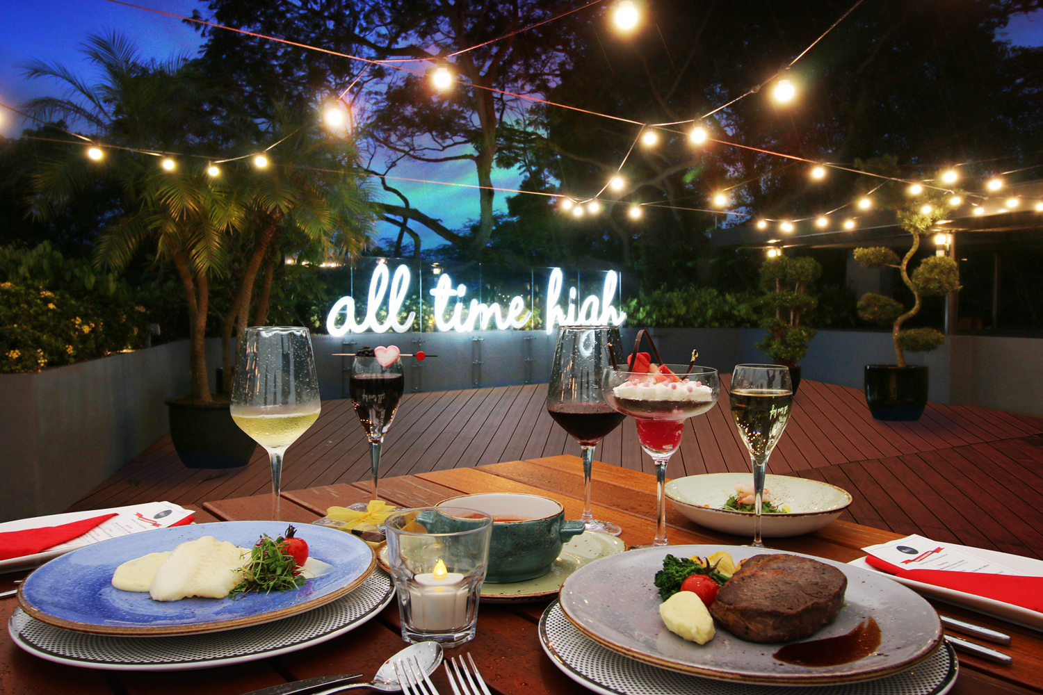 Faber Peak has the best Valentine's Day date all planned for you and your beau - Alvinology