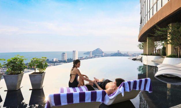 Holiday Inn Vana Nava Hua Hin is the brand's first water park resort in Asia