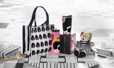 Starbucks alice + olivia merchandise returns with a bolder collection that could be your Valentine's Day gift