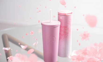 The Starbucks Spring Collection is a dream in pink