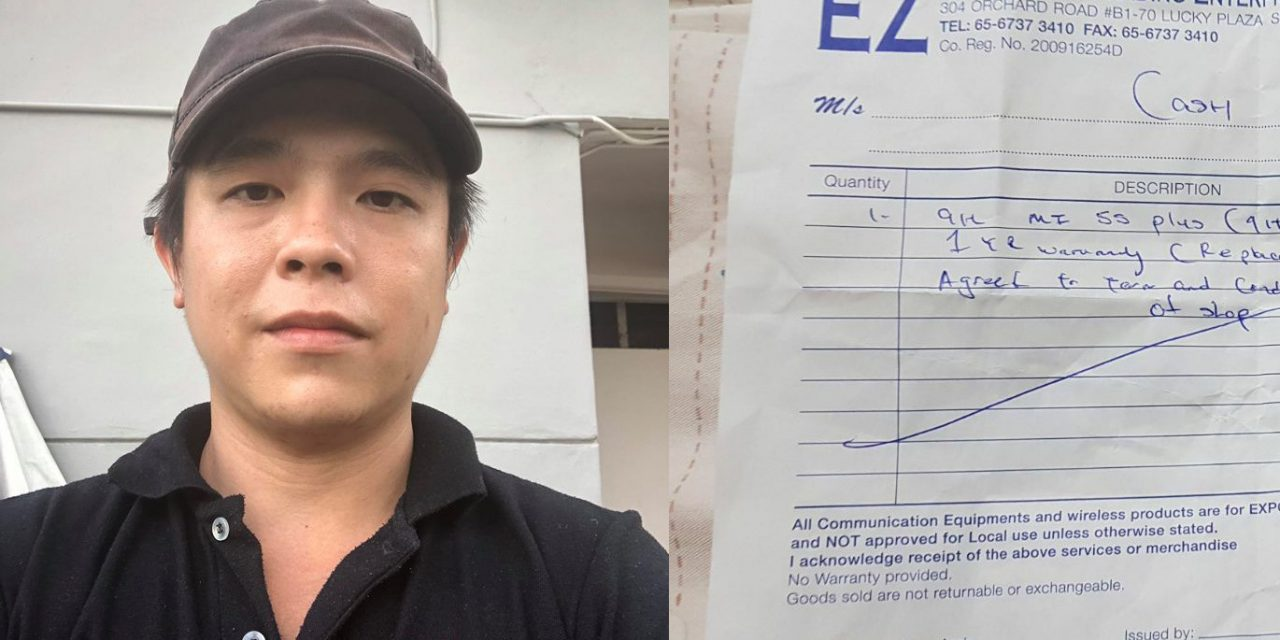 How does the latest alleged Lucky Plaza scam measure up to Jover Chew's legacy?