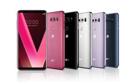 The new Raspberry Rose LG V30+ is making us rethink our rose gold life choices