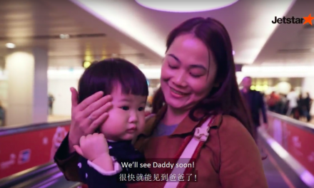 Ready your tissues because this Jetstar video is reuniting people for the Lunar New Year