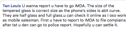 Filipina helper allegedly falls to Lucky Plaza scam of paying $145 for a phone screen protector - Alvinology