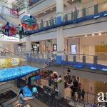 Airzone at City Square Mall – the world's first indoor suspended net playground