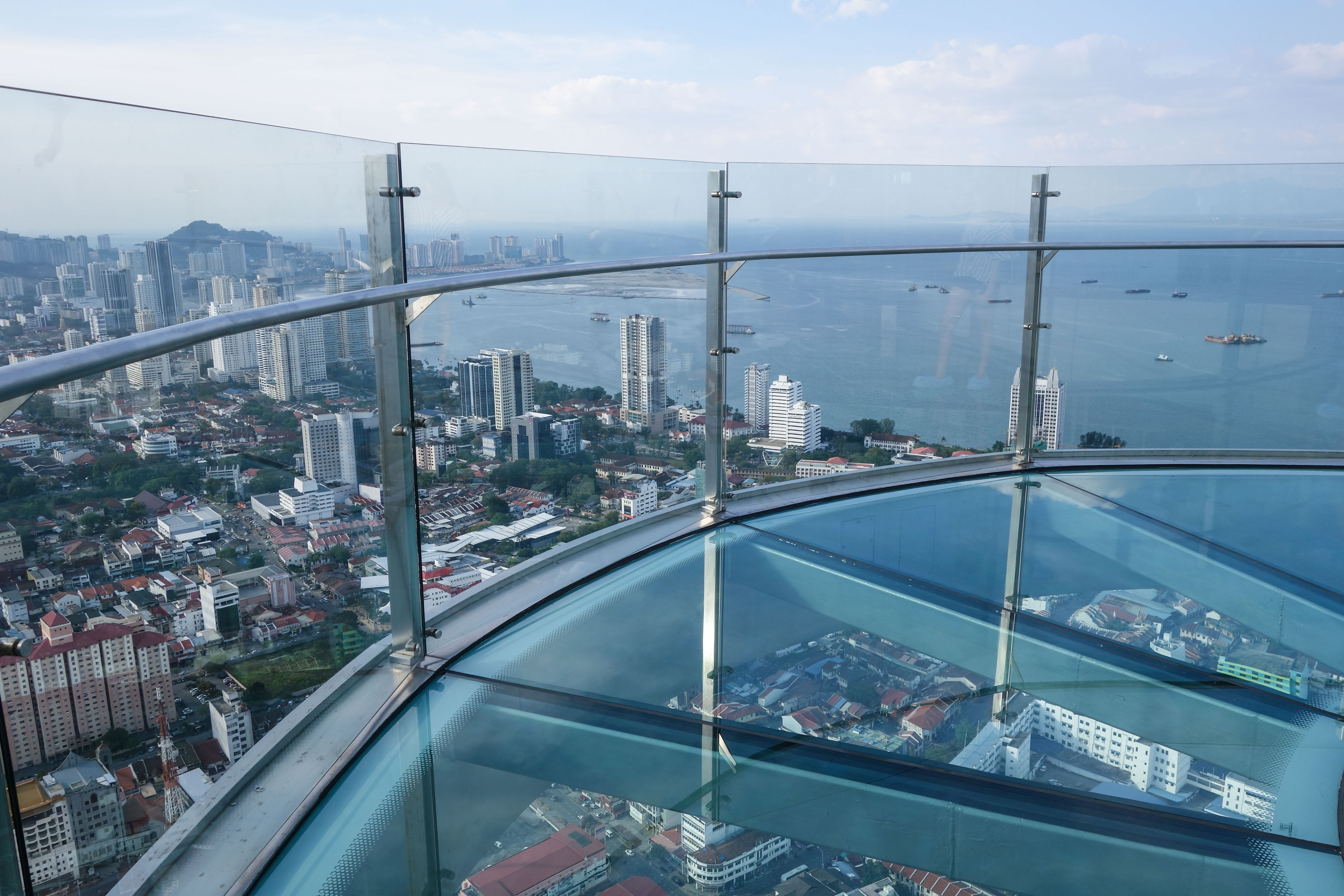 Overcome Your Fear Of Insects, Heights and Ghosts in Penang - Alvinology