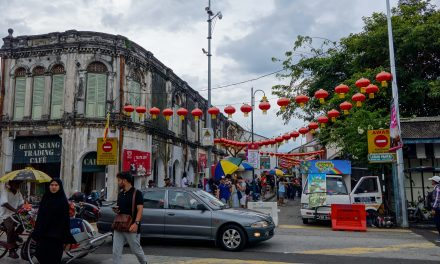 Explore Penang's Heritage Through Street Art, Clan Jetties & Penang Hill