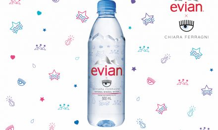 evian x Chiara Ferragni is here