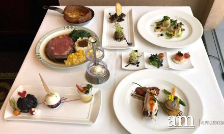 Lawry's The Prime Rib Singapore – Valentine's Day 2018 Special Menu