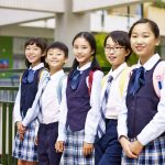 What is the Secondary School Ranking in Singapore based on the PSLE cut-off for 2017 intake?