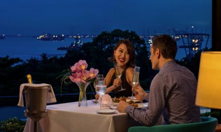 Intimate Valentine's Day Special at Sofitel Singapore Sentosa Resort & Spa