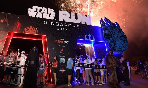 Star Wars Run Singapore 2018: Now Open for Registration