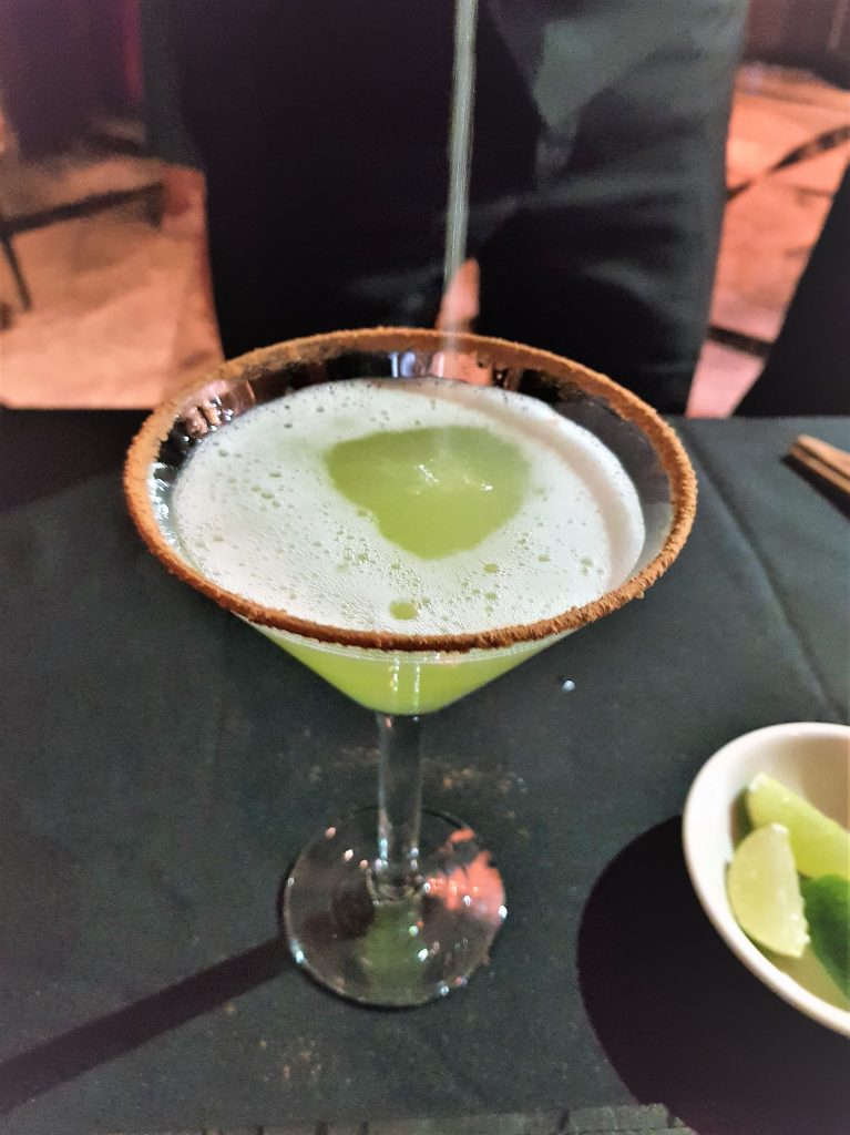 Date Night with a MORtini is never a mistake - Alvinology