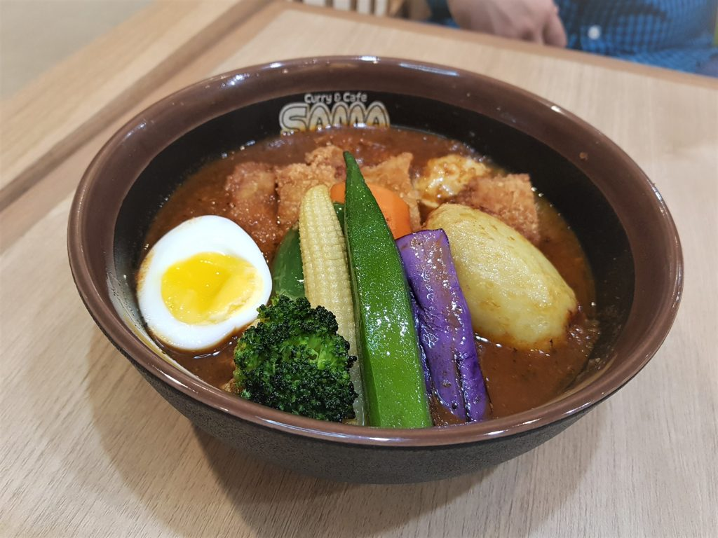 Sama Curry Singapore serves Yummilicious Combination of Japanese Curry and Soup - Alvinology