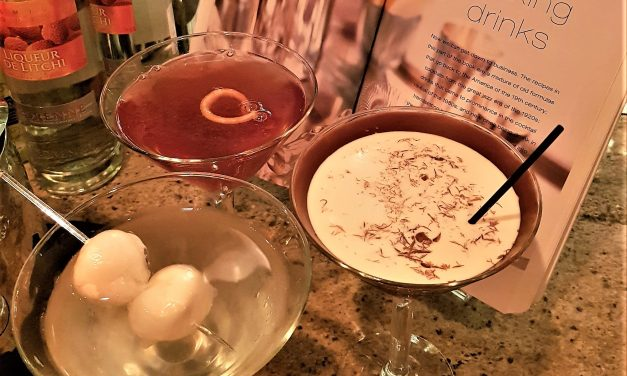 Date Night with a MORtini is never a mistake