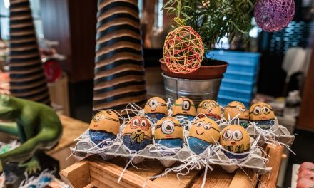Fulfilling Buffet Experience awaits at Kwee Zeen in Sofitel Singapore Sentosa Resort & Spa this Easter