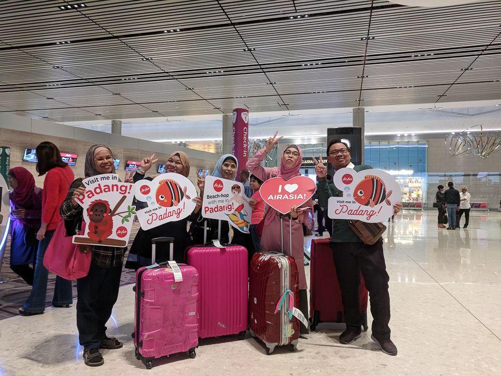 AirAsia launches direct Singapore flights to Padang and here are reasons and photos why you should go - Alvinology