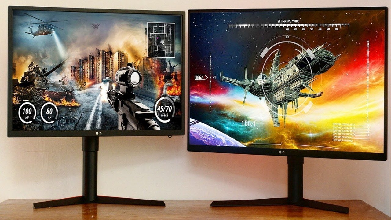 New Gaming Monitors by LG features Precise Gameplay Advantages - Alvinology