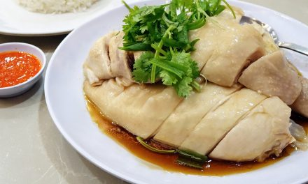 Singaporean food doesn't count in travel writer's list of top ten Asian cuisine