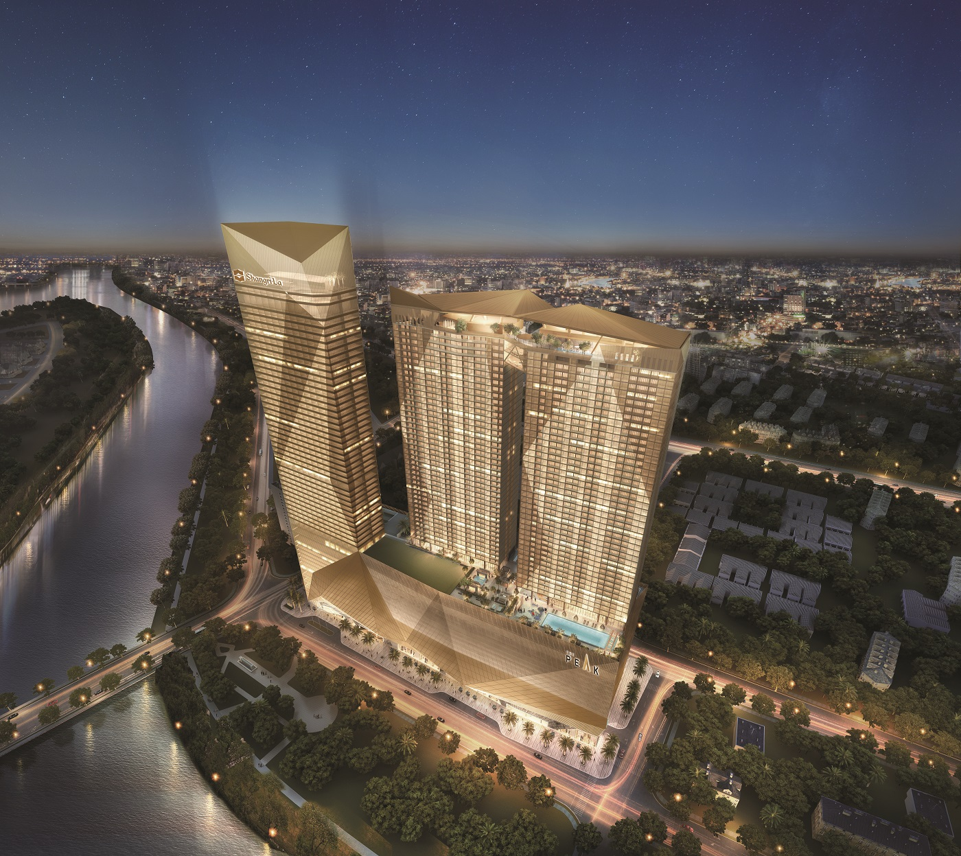 The Peak Mall in Phnom Penh opens in 2020 with 420,000-sqft mall area - Alvinology