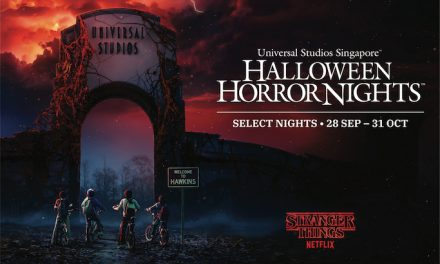 Be part of Stranger Things at HHN 2018