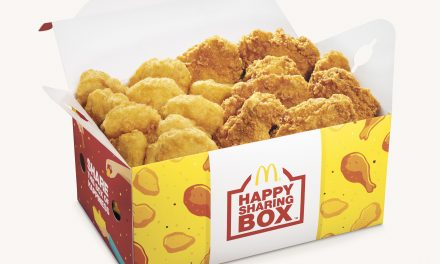 McDonald's gives free delivery from 23 to 25 April and Happy Sharing Box launches on May 2