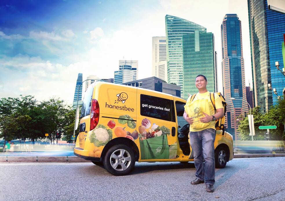 honestbee now delivers groceries in 30 minutes - Alvinology