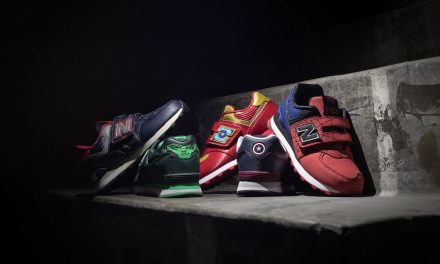 New Balance presents new sports sandals and Avengers sneakers!