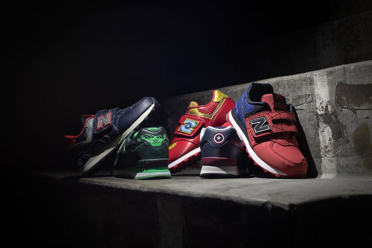 New Balance presents new sports sandals and Avengers sneakers! - Alvinology