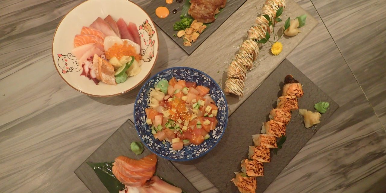 Is En Sushi at Dhoby Ghaut delicious enough for its affordable menu?