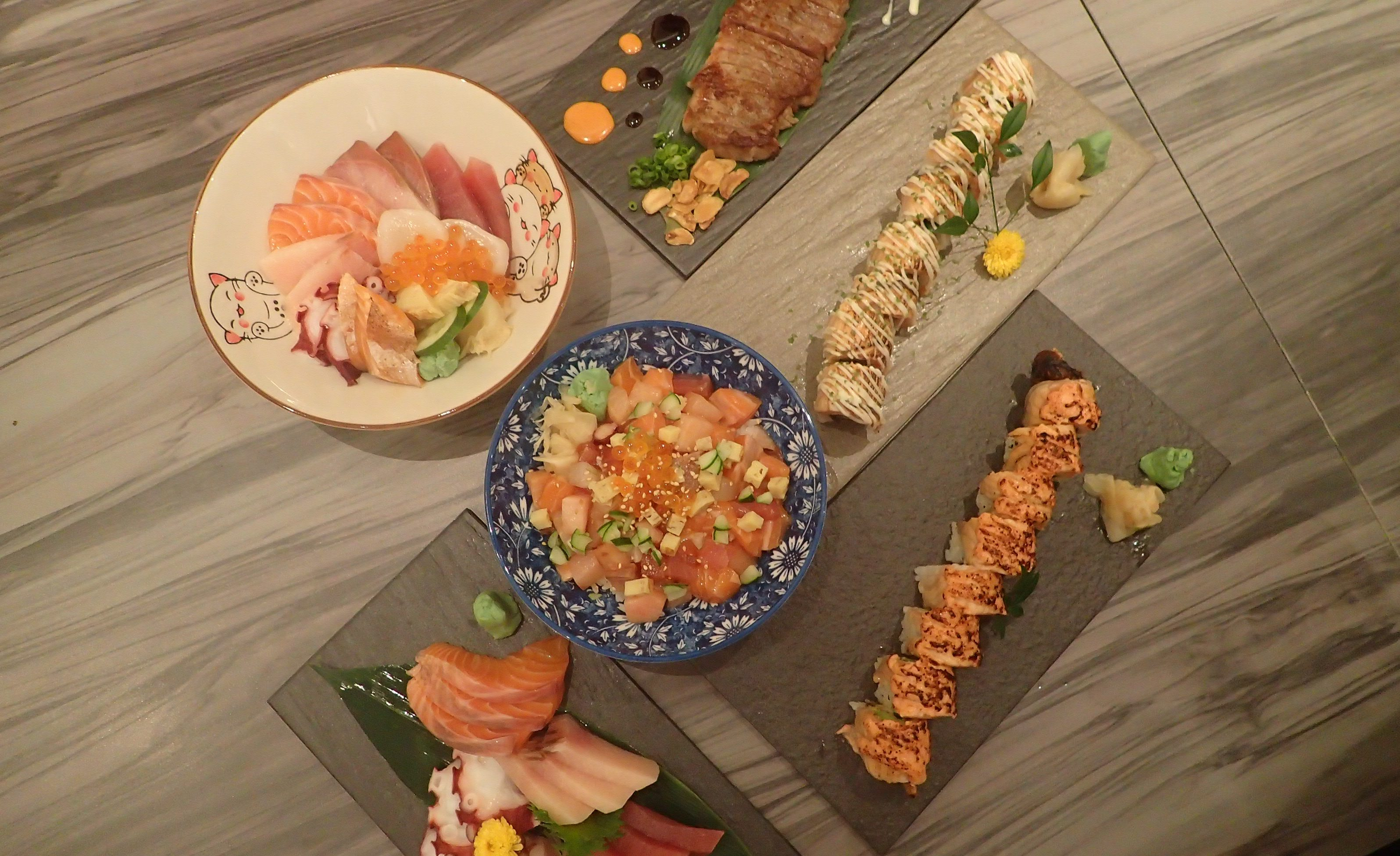 Is En Sushi at Dhoby Ghaut delicious enough for its affordable menu? - Alvinology