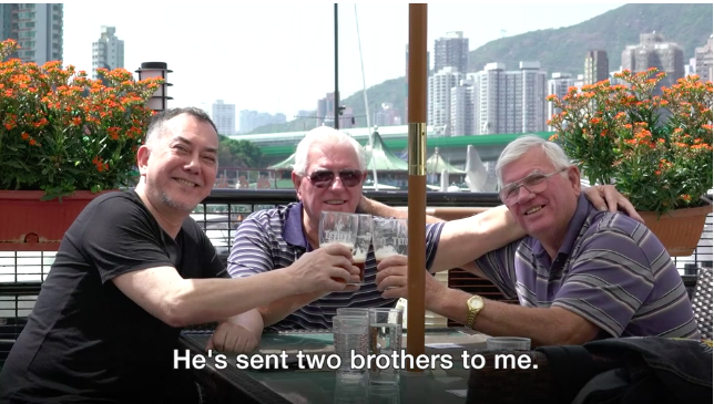 Anthony Wong found the family he never met before, thanks to the internet - Alvinology