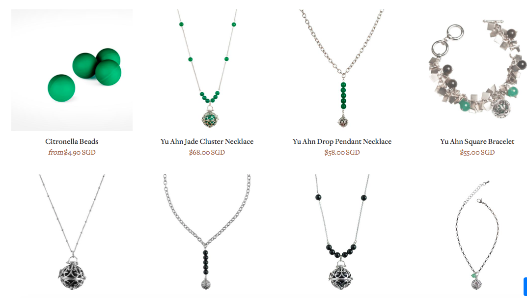 By Invite Only is the homegrown Singaporean jewellery brand by Trixie Khong - Alvinology