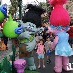 The Trolls have invaded Universal Studios Singapore to create a TrollsTopia