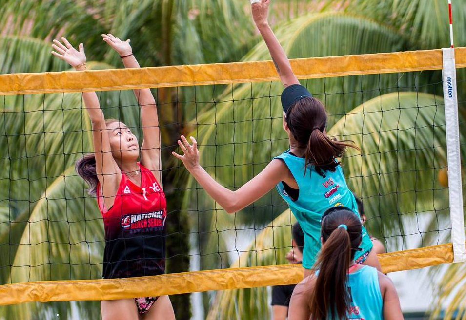 Catch the FIVB Beach Volleyball World Tour and its nightly after-parties! - Alvinology