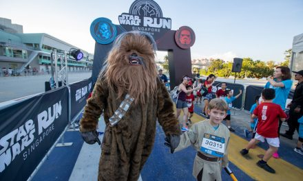 Return of the Star Wars Run 2018